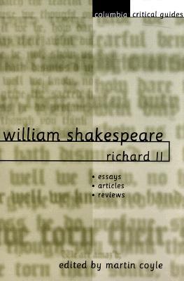 Image for Shakespeare: Richard II