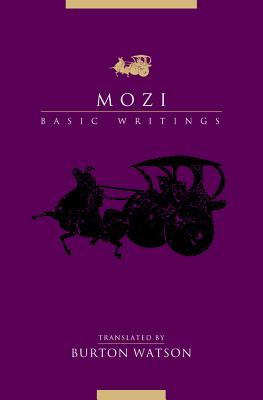 Mozi (Translations from the Asian Classics), Watson, Burton
