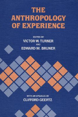 Image for The Anthropology of Experience