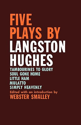 Image for Five Plays by Langston Hughes (Midland Books)