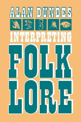 Image for Interpreting Folklore