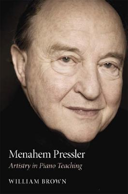 Image for Menahem Pressler: Artistry in Piano Teaching