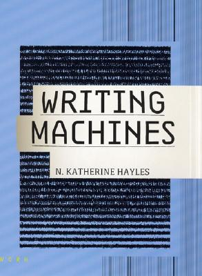 Image for Writing Machines (Mediaworks Pamphlets)