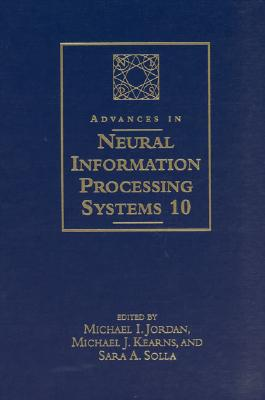 Image for Advances in Neural Information Processing Systems 10