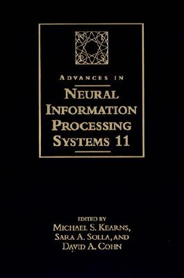 Image for Advances in Neural Information Processing Systems 11