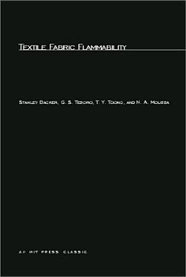 Image for Textile Fabric Flammability (The MIT Press)