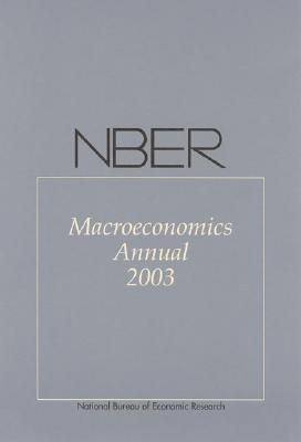 Image for NBER Macroeconomics Annual 2003 (NBER Macroeconomics Annual series) (Volume 18)