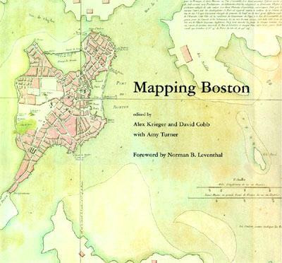 Mapping Boston (MIT Press)