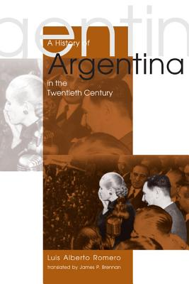 Image for A History of Argentina in the Twentieth Century