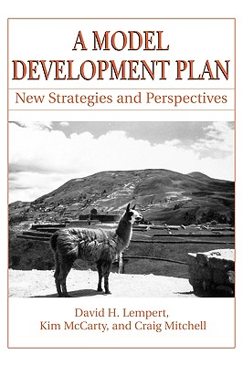 Image for A Model Development Plan: New Strategies and Perspectives