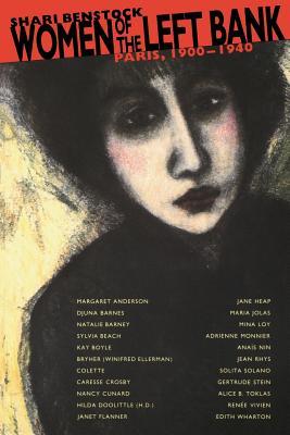Women of the Left Bank, Paris 1900-1940, Benstock, Shari