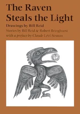 Image for Raven Steals the Light