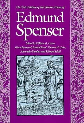 Image for The Yale Edition of the Shorter Poems of Edmund Spenser