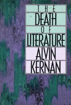Image for DEATH OF LITERATURE