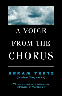 A Voice from the Chorus, Tertz, Abram