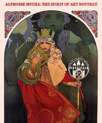Image for Alphonse Mucha: The Spirit of Art Nouveau