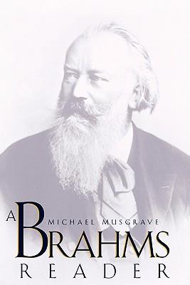 Image for A Brahms Reader