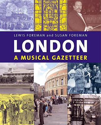 Image for London: A Musical Gazetteer