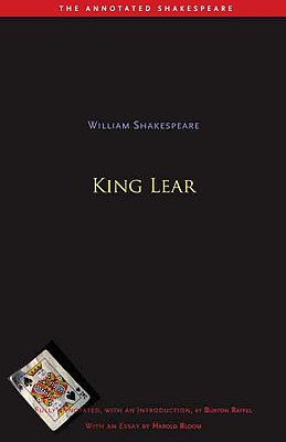 Image for King Lear (The Annotated Shakespeare)