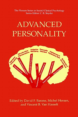 Image for Advanced Personality (The Springer Series in Social Clinical Psychology)