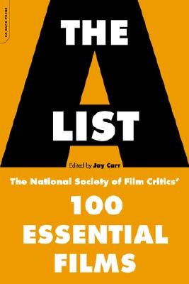 Image for The A List: The National Society Of Film Critics' 100 Essential Films