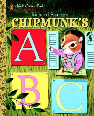 Chipmunks ABC, Miller, Roberta