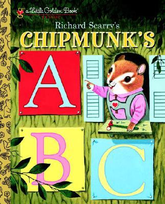 Image for Chipmunks ABC