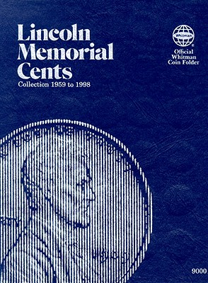 Image for Coin Folders Cents: Lincoln Memorial (Official Whitman Coin Folder)