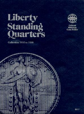 Image for Coin Folders Quarters: Liberty Standing (Official Whitman Coin Folder)