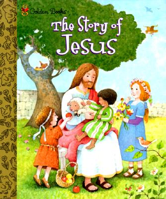 Image for The Story of Jesus (Little Golden Storybook)