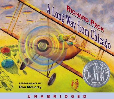 Image for A Long Way from Chicago: A Novel in Stories