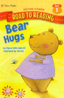 Image for Bear Hugs (Step-Into-Reading, Step 1)