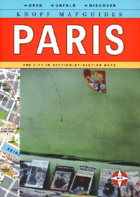 Image for Knopf Mapguides: Paris: The City in Section-by-Section Maps (Knopf Citymap Guides)