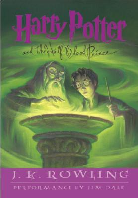 Image for HARRY POTTER AND THE HALF-BLOOD PRINCE (AUDIO)