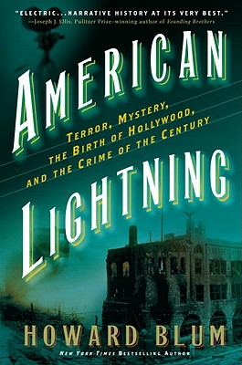 Image for American Lightning: Terror, Mystery, the Birth of Hollywood, and the Crime of the Century