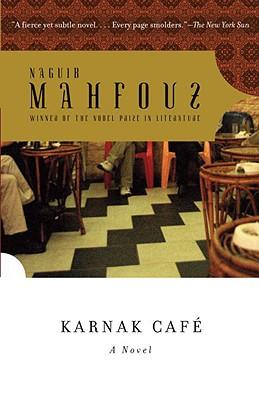 Karnak Café, Naguib Mahfouz