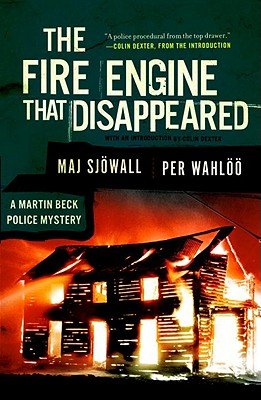 Image for The Fire Engine that Disappeared: A Martin Beck Police Mystery (5) (Martin Beck Police Mystery Series)