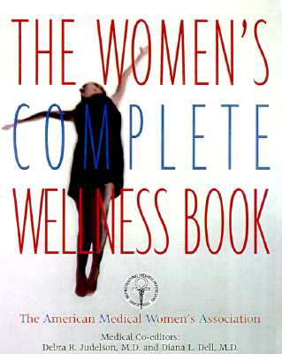 Image for The Women's Complete Wellness Book