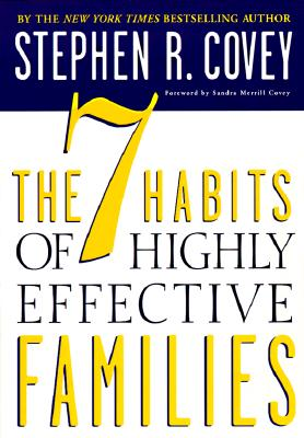 Image for 7 HABITS OF HIGHLY EFFECTIVE FAMILIES