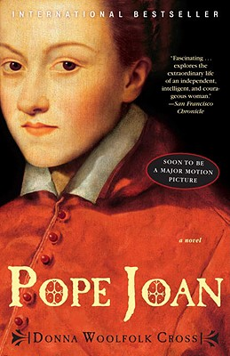Image for POPE JOAN A NOVEL