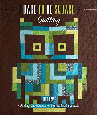 Dare To Be Square Quilting, Davis, Boo
