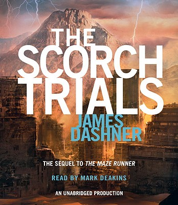 Image for The Scorch Trials (Maze Runner Series #2)