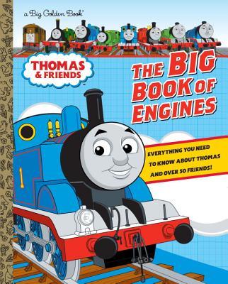 The Big Book of Engines (Thomas & Friends) (Big Golden Book), Awdry, Rev. W.