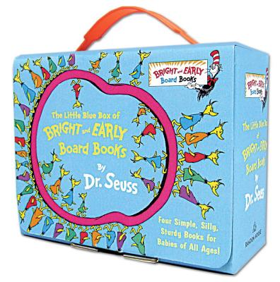 Image for The Little Blue Box of Bright and Early Board Books by Dr. Seuss (Bright & Early Board Books(TM))