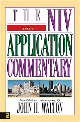 Image for The NIV Application Commentary Genesis