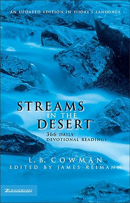 Streams in the Desert, Cowman, L. B.; Reimann, James