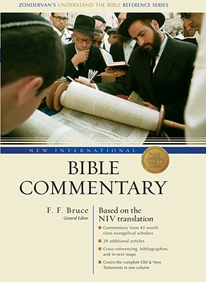 Image for New International Bible Commentary (Understand the Bible Reference Series)