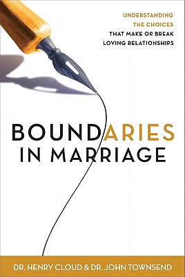 Image for BOUNDARIES IN MARRIAGE