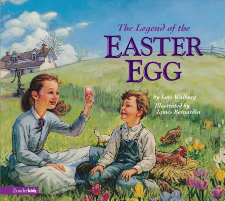 The Legend of the Easter Egg, Walburg, Lori