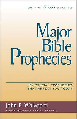 Image for Major Bible Prophecies